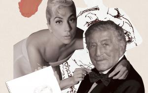 """Lady Gaga e Tony Bennett lançam deslumbrante versão de """"I Get A Kick Out Of You"""", faixa do disco """"Love For Sale"""""""