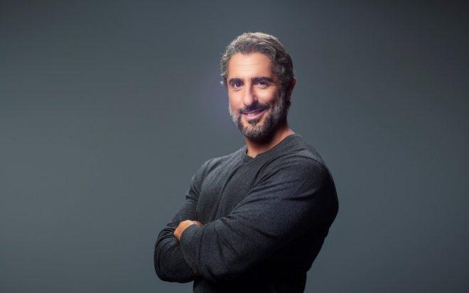 Ele retorna à Globo após 21 anos (Divulgação/Globo)