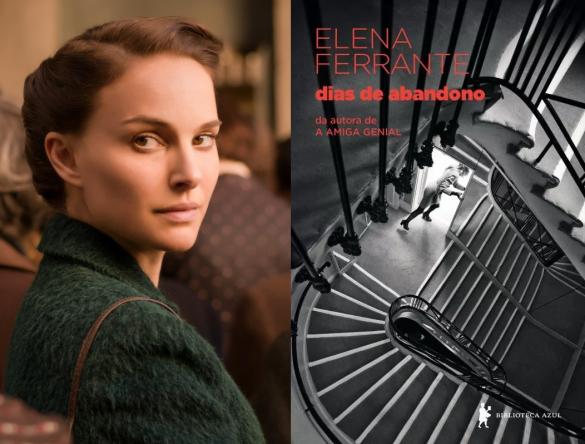 Após a saída da atriz, a HBO decidiu cancelar o filme (Ran Mendelson / Divulgação; Divulgação)