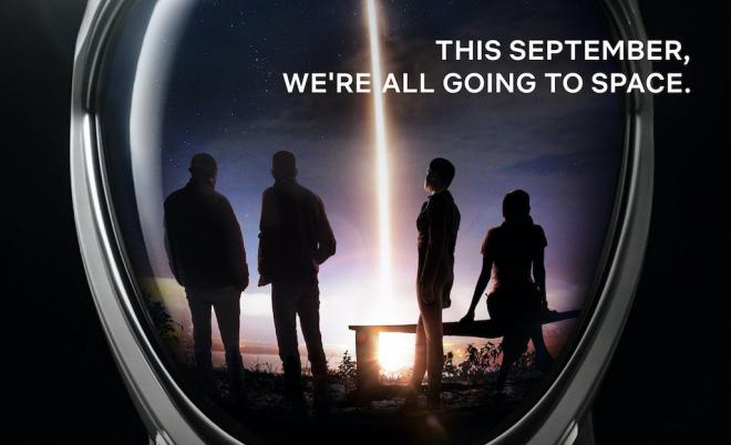 Projeto será exibido quase em tempo real com viagem ao espaço (Divulgação)