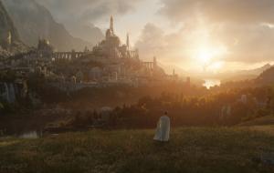 """Série de """"O Senhor dos Anéis"""" ganha primeira imagem e data de estreia"""