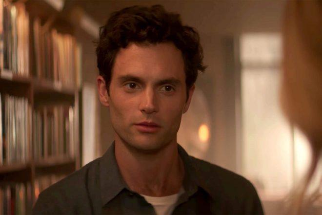 Penn Badgley interpreta o protagonista (Reprodução)