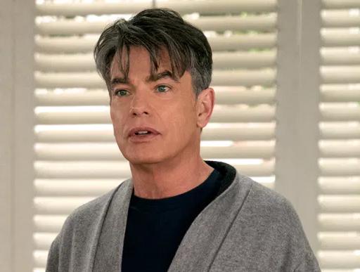 O ator vai interpretar o Dr. Alan Hamilton (Ali Goldstein / Netflix / Divulgação)