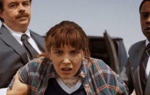 """Eleven está em apuros no teaser da 4ª temporada de """"Stranger Things"""", que estreia em 2022"""