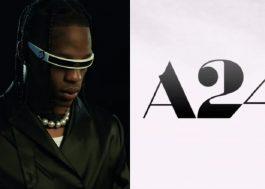Travis Scott vai desenvolver filmes em parceria com a produtora A24
