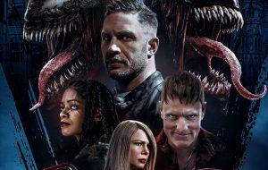 """Cartaz de """"Venom: Tempo de Carnificina"""" destaca elenco principal do longa"""