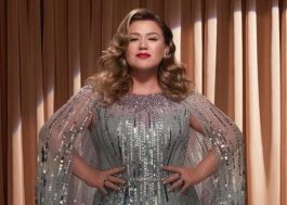 "Kelly Clarkson anuncia o single ""Christmas Isn't Canceled (Just You)"""