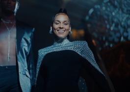 """Alicia Keys celebra a vida no luxuoso clipe de """"LALA"""", parceira com Swae Lee"""