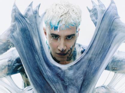 Capa do single de Chameleo