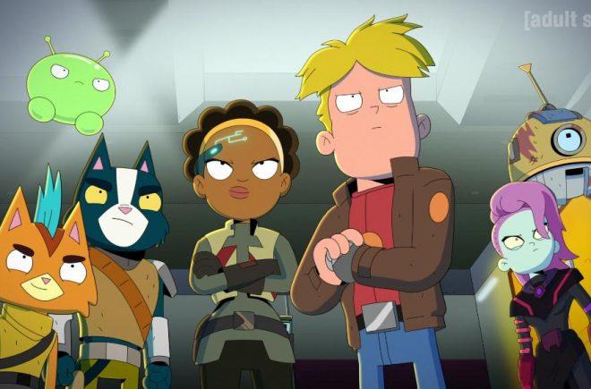 Os novos episódios chegam à Netflix nesta semana (Foto: Reprodução)