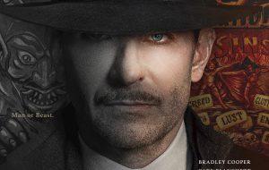 """Bradley Cooper estampa pôster de """"Nightmare Alley"""", novo filme de Guillermo del Toro"""
