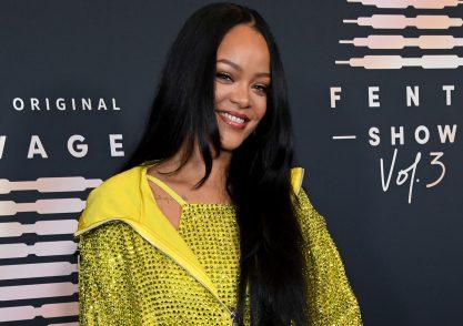 Rihanna volta a falar sobre disco novo