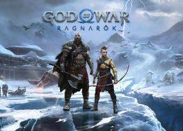 """God of War: Ragnarök"": Playstation divulga sinopse oficial e novos detalhes do game"