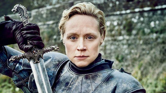 """Ela interpretou Brienne de Tarth em """"Game of Thrones"""" (Foto: Divulgação)"""