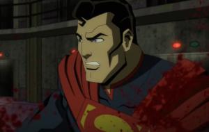 """Superman é dominado pela fúria no violento trailer de """"Injustice"""", longa baseado em game"""