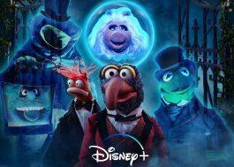 "Muppets topam desafio de Halloween no trailer do especial ""Haunted Mansion: A Festa Aterrorizante"""