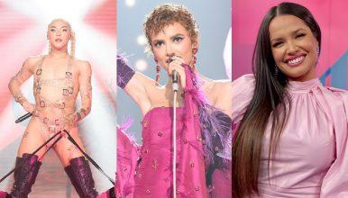 Performances e vencedores do MTV MIAW 2021