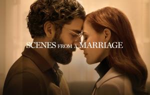 """Scenes From a Marriage"": Jessica Chastain e Oscar Isaac falam sobre série baseada em drama de Ingmar Bergman"