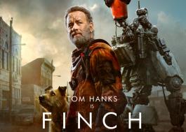 """Tom Hanks vence a solidão ao formar família inusitada no trailer de """"Finch"""", sci-fi do Apple TV+"""