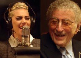Lady Gaga anuncia lançamento de música com Tony Bennett para sexta-feira (17)