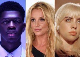 Lil Nas X, Britney Spears e Billie Eilish estão entre as 100 pessoas mais influentes do mundo, segundo a Time
