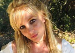 Britney Spears explica que está dando uma pausa nas redes sociais para celebrar noivado
