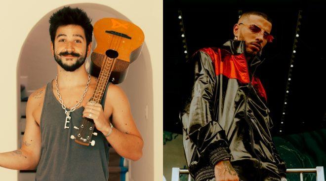 Camilo e Rauw Alejandro são fortes candidatos (Foto: Divulgação)