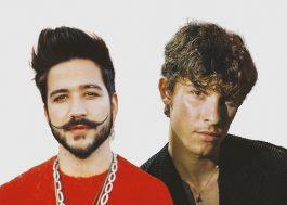 """Conversamos com o Camilo sobre """"Kesi"""", remix que ele acaba de lançar com Shawn Mendes"""