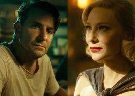 """Bradley Cooper e Cate Blanchett formam aliança perigosa no trailer de """"O Beco do Pesadelo"""""""