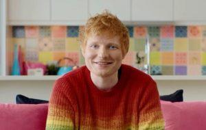 "Ed Sheeran anuncia o single ""Shivers"" para a próxima semana"
