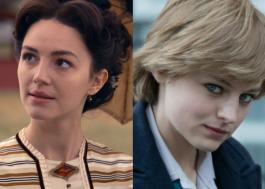 "Ella Hunt vai contracenar com Emma Corrin em ""Lady Chatterley's Lover"""