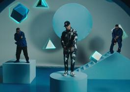 """Wisin, Jhay Cortez, Ozuna e Los Legendarios lançam clipe de """"Emoji de Corazones"""""""