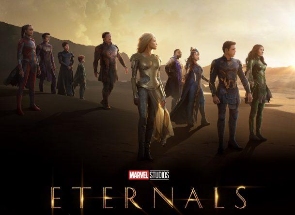 O novo filme da Marvel será lançado em 5 de novembro (Divulgação)