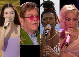 Global Citizen reúne shows de Lorde, Elton John, Liniker, Doja Cat e mais