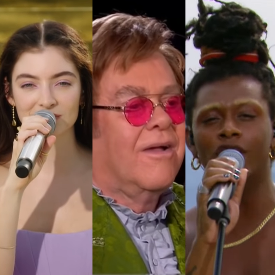 Global Citizen reúne artistas