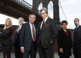 """""""Law & Order"""" retornará para 21ª temporada na emissora NBC"""