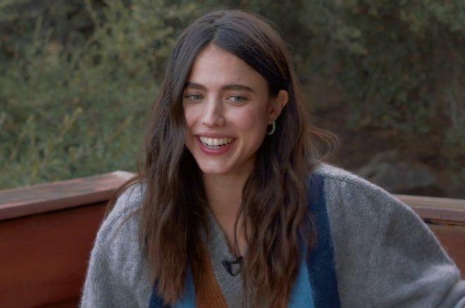 Ela vai atuar com Christopher Abbott (Foto: Reprodução)