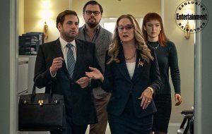 """Leonardo DiCaprio e Jennifer Lawrence tentam evitar apocalipse em teaser de """"Não Olhe Para Cima"""""""