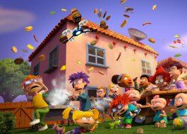 """Rugrats"": revival é renovado para segunda temporada na Paramount+"