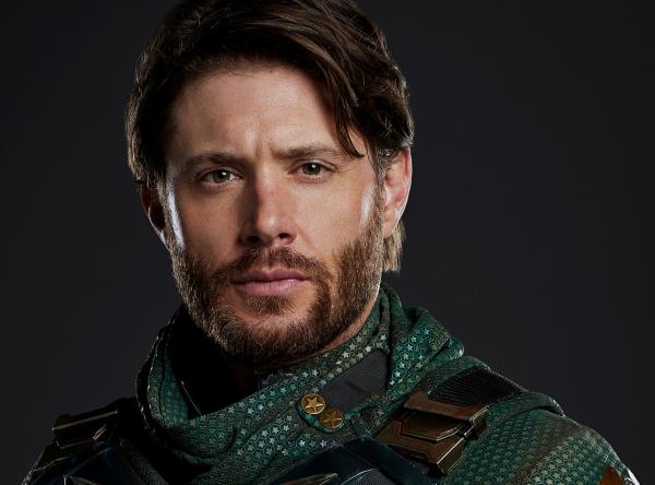 O ator interpreta Soldier Boy na série da Amazon Prime Video (Divulgação)