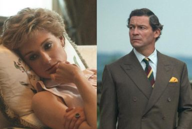 Elizabeth Debicki e Dominic West interpretam os personagens (Divulgação)