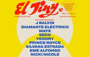 Tiny Desk Latino: NPR confirma shows de Nicki Nicole, Prince Royce, J Balvin e mais
