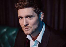 Já é Natal! Michael Bublé prepara reedição de disco clássico e parceria com Rod Stewart