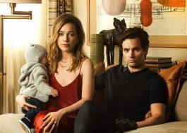 """""""Você"""": Love e Joe se destacam em novas imagens da terceira temporada"""
