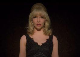 """Anya Taylor-Joy entrega performance delicada de """"Downtown"""" em clipe de """"Noite Passada em Soho"""""""