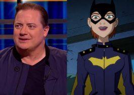"""Brendan Fraser, de """"Patrulha do Destino"""" e """"A Múmia"""", vai interpretar vilão de """"Batgirl"""""""