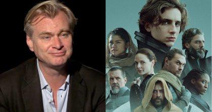 """Christopher Nolan elogia """"Duna"""""""