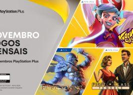 Jogos da PS Plus de novembro são anunciados; edição especial celebra o aniversário do PS VR