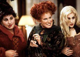 """""""Abracadabra 2″: sequência do filme de 1993 começa a ser filmada"""