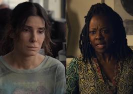 """Imperdoável"": Sandra Bullock e Viola Davis protagonizam trailer de drama criminal da Netflix"